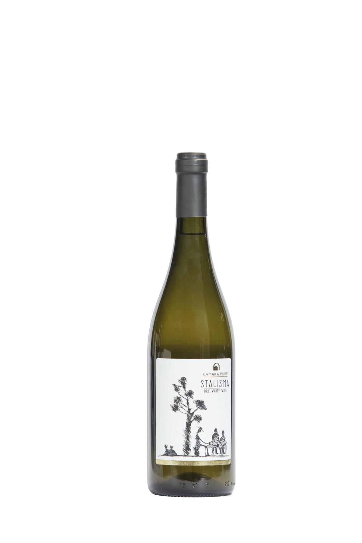 STALISMA WHITE | kamara winery